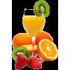 orange juice - Bebidas -