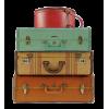 Suitcases - Predmeti -
