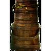 Wooden buckets - Items -