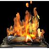 Fireplace - Predmeti -