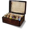 Suitcase with spices - Items -