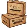 boxes travel bags - Items -