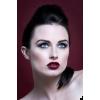 gilr red lips - Mie foto -