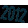 2012 - イラスト用文字 -