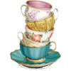 Tea Cups - Items -