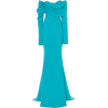 teal dress2 - Haljine -