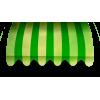 Tenda Green - Items -