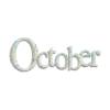 October - Teksty -