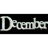 December - Texte -
