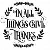 thanksgiving text - Texts -