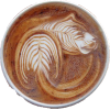 tiger coffee foam - Pića -