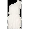 One shoulder dress - Dresses -