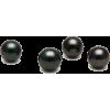 pearls black - Illustrazioni -