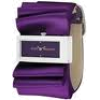 purple watch - Watches -