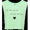 Top - Koszulki bez rękawów -