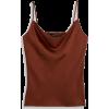 top - Ärmellose shirts -