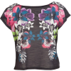 Top Colorful - Top -