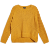 topshop Stitch Detail Jumper - Pullovers - $65.00