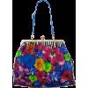 Colorful Hand Bag - Сумочки -