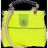Green Hand Bag - Hand bag -