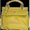 Yellow Hand Bag - Torbice -