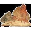 trees - Illustrations -