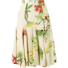 tropical skirt - Skirts -