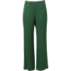 trousers, pants, fall2017 - Spodnie Capri -