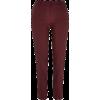 Trousers - Pantaloni capri -