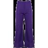 trousers - Calças capri -