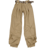 Trousers - Hose - lang -