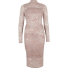 turtleneckdress - Dresses -
