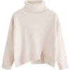 turtle neck sweater - 套头衫 -