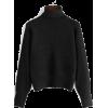 turtle neck sweater - 套头衫 -