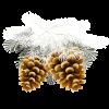 Twig Plants White - Plants -