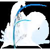 Twig Plants Blue - Plants -