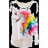 unicorn - Košulje - kratke -