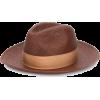 upturned brim hat - Kapelusze -