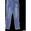 KBF+ クラッシュデニムパンツ - Pants - ¥7,875  ~ $69.97