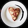 valentines day - フード -