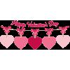 valentines day - Texts -