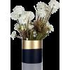 vase flower arrangement - Растения -