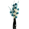 vase flower arrangement - Pflanzen -
