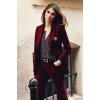 velvet blazer - People -