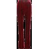 velvet pants - Capri & Cropped -