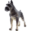#vintage #Lefton #dog #Schnauzer #figure - Uncategorized - $39.50