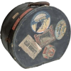 vintage black Suitcase - Items -