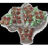 #vintage #brooch #artdeco #jewelry - Other jewelry - $29.00