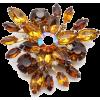 #vintage #brooch #jewelry #rhinestone - Other jewelry - $39.50