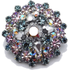 #vintage #brooch #jewelry #rhinestone - Other jewelry - $49.00